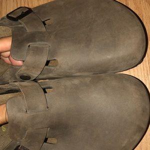 09aa80ccef73 Birkenstock Shoes - LK NEW BIRKENSTOCK BOSTON 40 regular COCONUT SUEDE